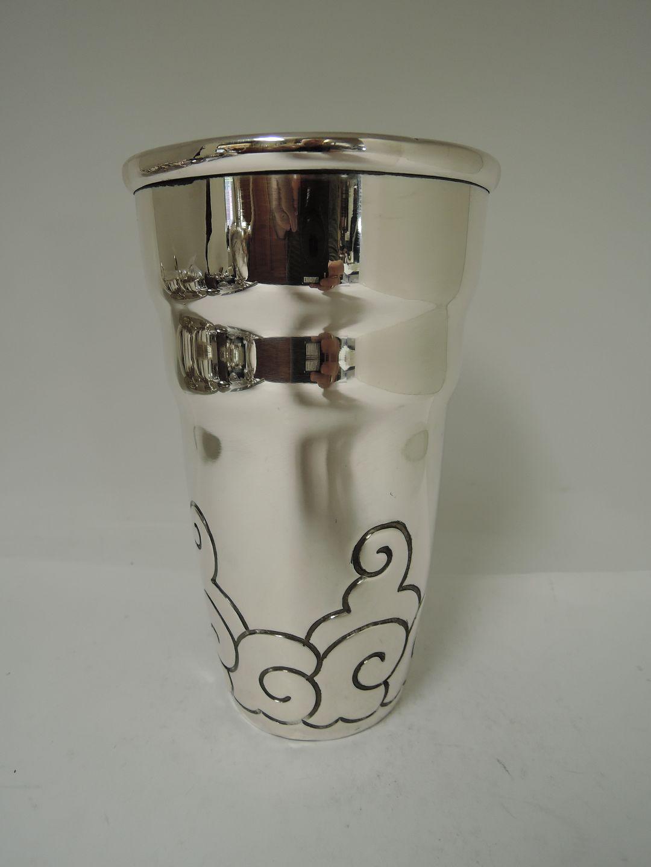 vase silber vase silber keramik cm hhe with vase silber. Black Bedroom Furniture Sets. Home Design Ideas