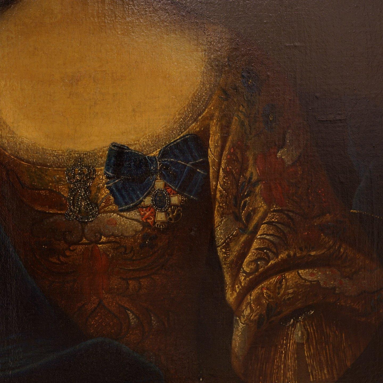 Antiknetz.de - J. S. Wahl, Porträt von Anne Susanne von der Osten ...